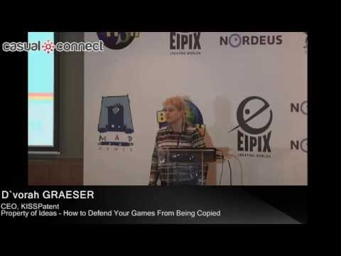 Property of Ideas – How to Defend Your Games From Being Copied | D'vorah GRAESER