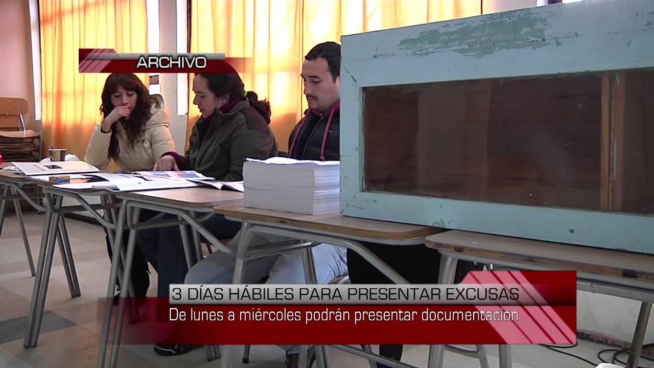 Servel publicó listas de vocales de mesa para elecciones del 17 de noviembre