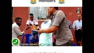 How some churches welcome new rich members LaughPillsComedy