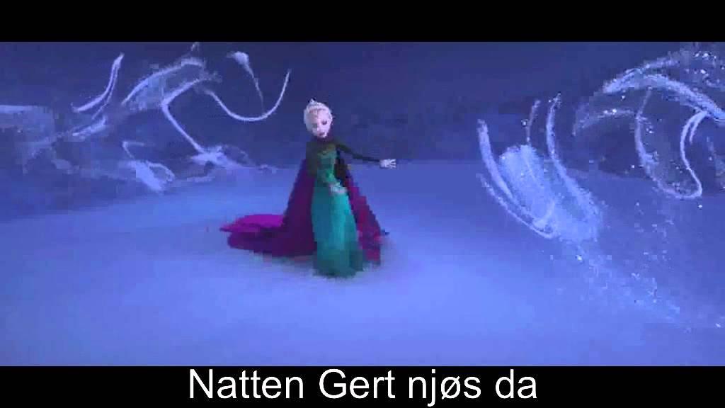Lyric frozen let it go lyrics : Frozen Let It Go 25 languages (Misheard Norwegian lyrics) - YouTube