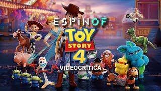 Критика 'TOY STORY 4' | Думка