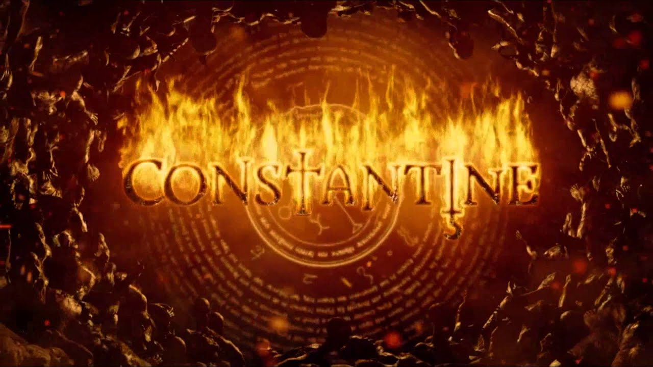 Image result for constantine title