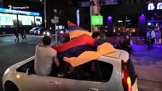 «Մերժին Սերժին» նախաձեռնության ակտիվիստները իրազեկման ավտոերթ են իրականացնում Երևանում