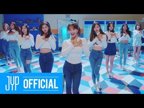 Twice Heart Shaker M V Youtube