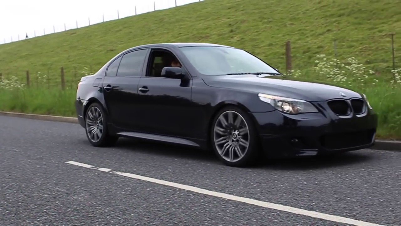 bmw 535d from hell 400 bhp youtube. Black Bedroom Furniture Sets. Home Design Ideas