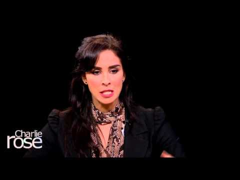 Sarah Silverman describes her experience of depression (Nov 6, 2015) | Charlie Rose