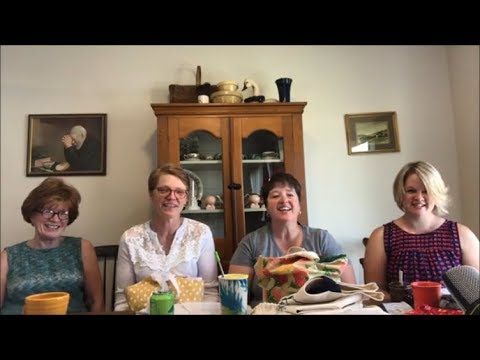 Podcast 5 The Knitters Are Here - Yarn Discovery Tour Day 2