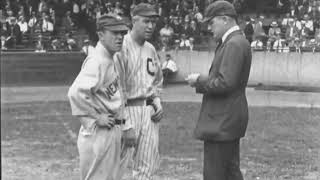 Cleveland Indians Vs New York Yankees 1920 - 2017 • League Park • Babe Ruth