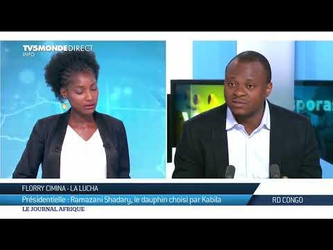 🇨🇩 RD CONGO - Emmanuel Ramazani Shadary, dauphin de Joseph Kabila, le débat