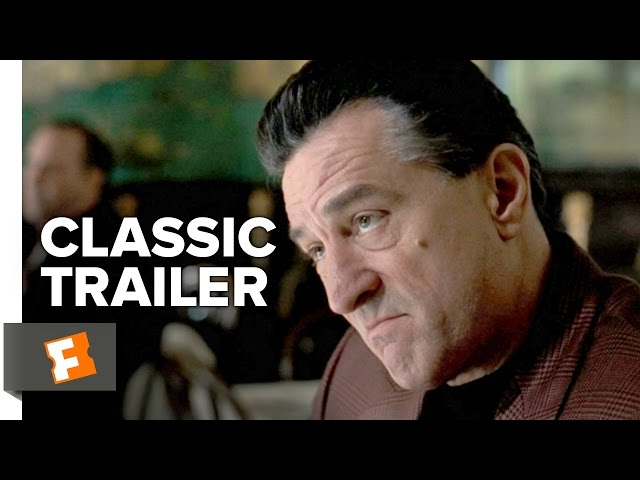 Analyze This 1999 Official Trailer Robert De Niro Billy Crystal Movie Hd Youtube