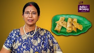 MUSHROOM FRANKIE : Mallika Badrinath Recipes | Healthy Chapathi Rolls