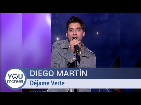 Diego Martín -  Déjame Verte