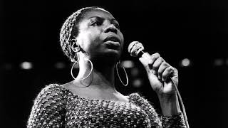 Nina Simone ''Just Like A Woman''