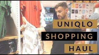 UNIQLO Shopping Haul (How I Put Together My Looks) | NATHAN MCCALLUM