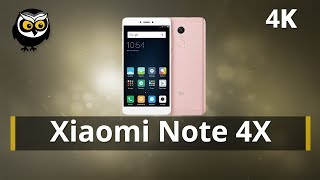 סקירה Xiaomi Redmi Note 4X \ Qualcomm
