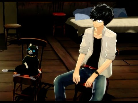 Persona 5 [41] - CAT DAYS OF SUMMER