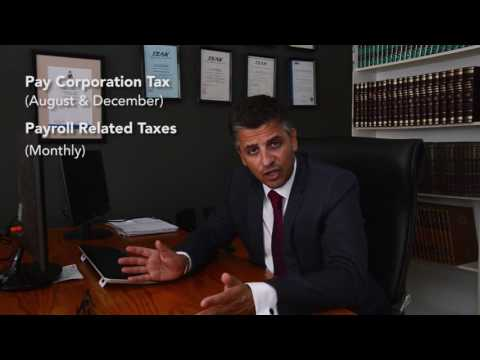Obligations of a Cyprus Company