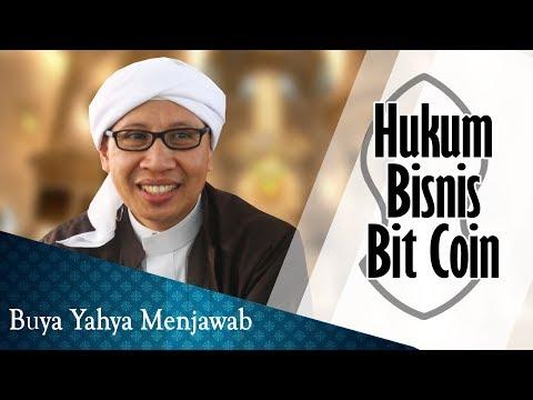Hukum Bisnis Bit Coin - Buya Yahya Menjawab