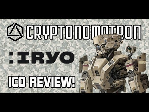 IRYO NETWORK ICO Review! Distributed Healthcare Network on EOS Blockchain!