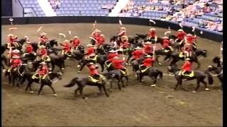 RCMP Heritage Centre Musical Ride Aug 16 12  7