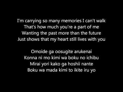 Yuya Matsushita - Lonely Rain [Lyrics Eng. Trans. & Romanji]