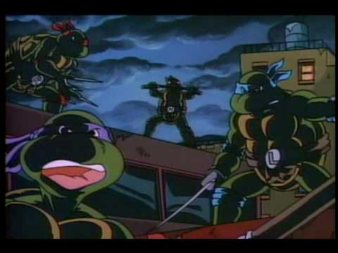 Original TMNT theme song