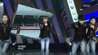 ZE:A - All Day Long, 제국의 아이들 - 하루 종일, Music Core 20100508
