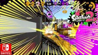 Splatoon 2 スプラトゥーン2 ガチホコバトル Ranked Battle Nintendo
