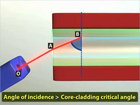 Optical Fibre - Class 12