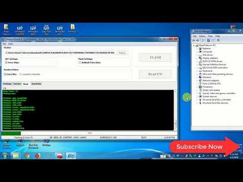 How to Lenovo A2020a40 Vibe Flashing Frp Remove Flash File cm2