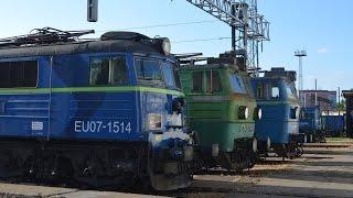 Pociągi Towarowe W Opolu