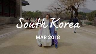 Travel Vlog : South Korea