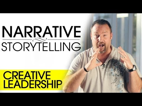Narrative Storytelling & Teaching | Creative Leadership Tips | Chris Brown, North Coast Church