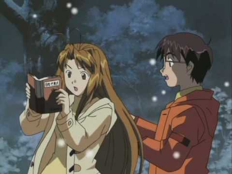 Love Hina - The Promise