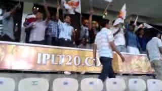 SRH vs DD IPL 2013 Hyderabad