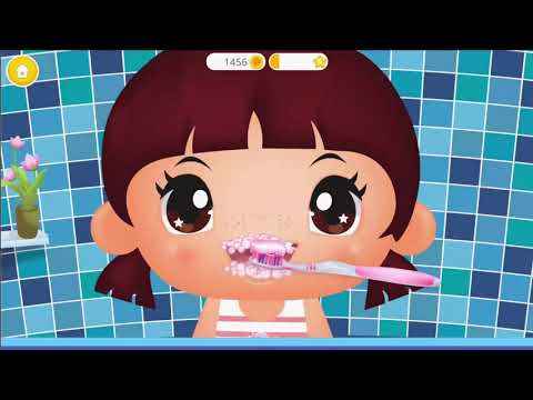 Thumbnail: Baby care Fun Sweet Little Emma Include Potty Train Emma, Dress Up Feed