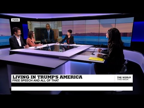 Living in Trump's America: The White House to redefine its relationship with the media (part 1)