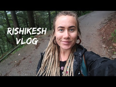 INDIA ADVENTURES // NEER WATERFALL, RISHIKESH + 1 YEAR OF TRAVEL!