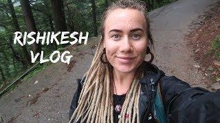 INDIA ADVENTURES // NEER WATERFALL, RISHIKESH + 1 YEAR OF TRAVEL!