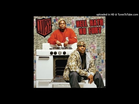 Clipse - Hello New World (featuring Pharrell)