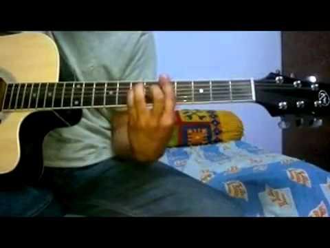 bulla ki jaana guitar chords lesson