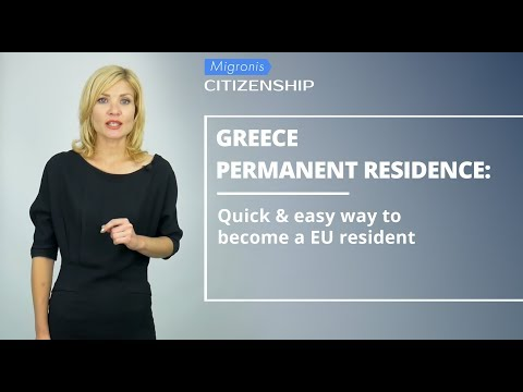 Greece residence 👉 How to obtain Greece Golden Visa by investment: advantages, cost & terms