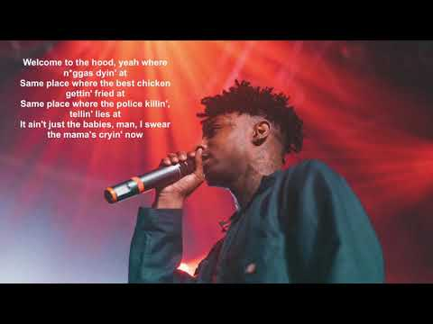 Nothin New- 21 Savage- Lyrics