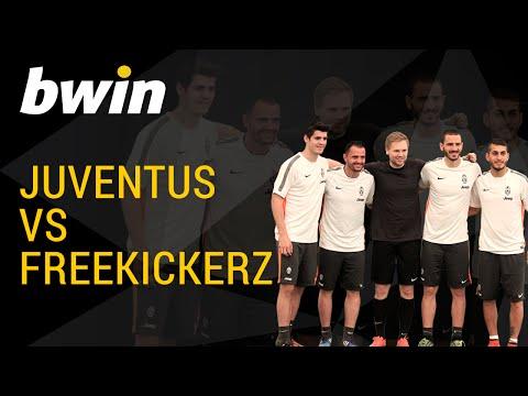 Juventus vs freekickerz