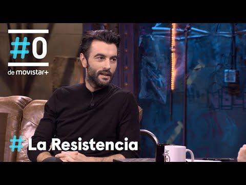 LA RESISTENCIA - Entrevista a Javier Rey | #LaResistencia 29.10.2018