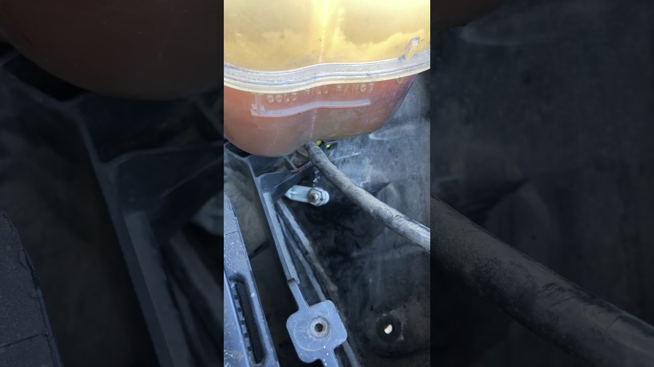 2003 Saturn Vue stalling issues