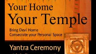 Linga Bhairavi Yantra Ceremony