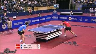 (New!!) 2010 German Open (ms-final) Ma Long - Wang Hao [Full Match|Short Form @720p]