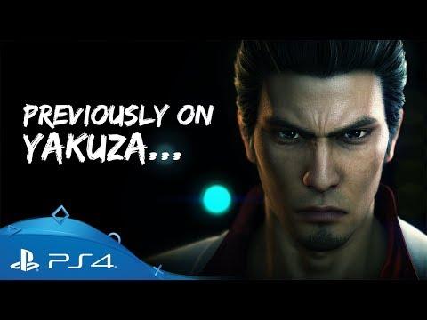 Yakuza 6: The Song of Life | Previously on Yakuza | PS4