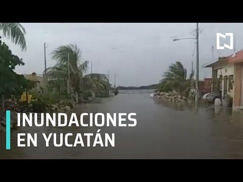 Inundaciones por tormenta tropical 'Cristóbal' - Sábados de Foro